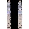 Jacquemus Blue  Crystal Fringe Earrings - Orecchine -