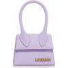 Jacquemus Le Chiquito Mini Leather Bag - Hand bag -