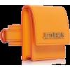 Jacquemus Le Sac Textured-Leather Bracel - Billeteras - $305.00  ~ 261.96€