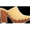 Jacquemus Les Sabots Leather Mules - Classic shoes & Pumps - $755.00