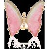 Jacquie Aiche Medium Pink Tourmaline But - Rings -