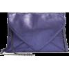 Jade Envelope Clutch TROUVÉ - Clutch bags -