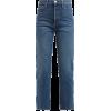 Jeans - Spodnie Capri -