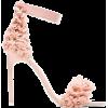 Jeffrey Campbell Meryl Floral Heel Shoes - Sandálias -