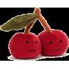 Jellycat Fabulous Fruit Cherry - Articoli -