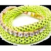 Jem Yellow - ブレスレット - $16.00  ~ ¥1,801