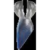 Jennifer Mesh Wrap Dress - Vestidos -
