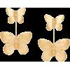 Jennifer Behr Pamela Butterfly Earrings - Naušnice -