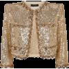 Jenny Packham Tia Sequinned Jacket - Jacket - coats -