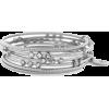 Jessica Simpson Silver 6-Piece Bracelet - Bracelets -