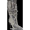 Jessica Simpson Leonelle Boot in Silver - Stiefel -