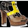 Jimmy Choo Sandals - Sandalias -