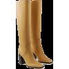 Jimmy Choo Brionne 85 Leather Knee-High - Stivali -