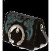 Jimmy Choo MADELINE SHOULDER BAG/S Black - Messaggero borse - 1.80€