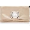 Jimmy Choo Titania Crystal-Embellished L - Clutch bags -