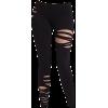 Crne tajice - 紧身裤 -