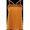 Johanna Ortiz Flowering Organic Silk Top - Camicia senza maniche -