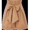 Johanna Ortiz shorts in brown - Shorts -