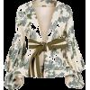 Johanna Ortiz top - Camisa - curtas -