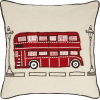 John Lewis cushion London bus - Furniture -