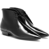 Jonas Patent Leather Ankle Boots | Saint - Boots -