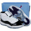 Jordan 11 Transparent Shoes Bo - Sapatos clássicos -