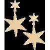 Jules Smith - Star drop earrings - Earrings - $60.00