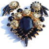 #Juliana #Vintage #Brooch #Earrings - Other jewelry - $89.00  ~ 76.44€