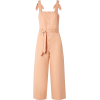 Jumpsuit - Capri hlače -