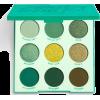 Just My Luck Eyeshadow Palette - Cosmetics -
