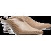KALDA beige Cyland 70 snake-effect leath - Classic shoes & Pumps - $335.00