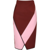 KANIKA GOYAL color blocked pencil skirt - Skirts -