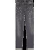 KARL LAGERFELD Choupette Pearl - Capri hlače -