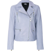 KARL LAGERFELD Ikonik Odina biker jacket - Jacket - coats -