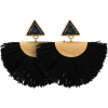 KATERINA MAKRIYIANNI mini fan earrings 2 - イヤリング -