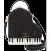 KATE SPADE Jazz Things Up Piano bag - Почтовая cумки -