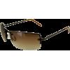 KENNETH COLE REACTION Men's Rimless Metal Sunglasses [KC1038], Shiny Brown (O067) - Sunčane naočale - $53.94  ~ 46.33€