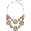 KENNETH JAY LANE Gold-plated necklace - Necklaces -