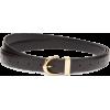 KHAITE  Brooke wraparound leather belt - Gürtel -