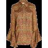 KHAITE blouse - 半袖シャツ・ブラウス -