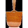 KHOKHO straw bucket bag - Bolsas pequenas -
