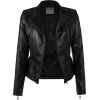 KOOLDO Womens Faux Leather  - Jacket - coats -
