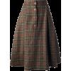 KRIZIA multicolour vintage skirt - 裙子 -