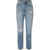 KSUBI Chlo Wasted distressed high-rise s - Jeans -