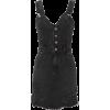 KSUBI Palms Pini Denim Dress - Dresses -
