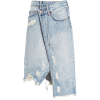 KSUBI Rap Midi Skirt - Faldas -