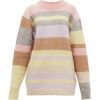 Kalbah striped knitted sweater £275 - Swetry -