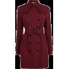 Kaput Red - Jacket - coats -