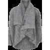 Gray pullover - Veste -