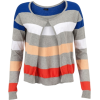 Cardigan Colorful - Swetry na guziki -